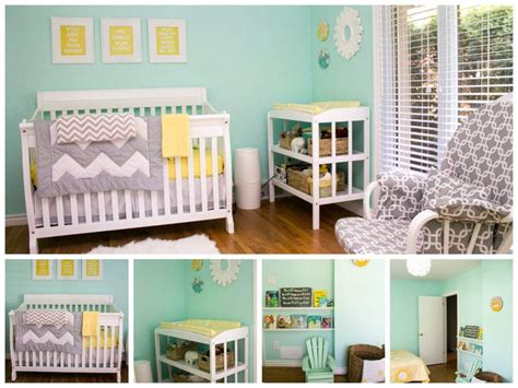 Neutral Nursery Curtains Best 25 Teal Baby Rooms Ideas On