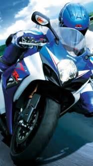 blue suzuki superbike race iphone   hd wallpaper hd