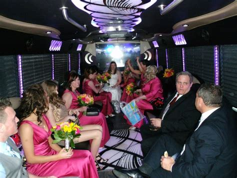 party bus limo party bus limo service