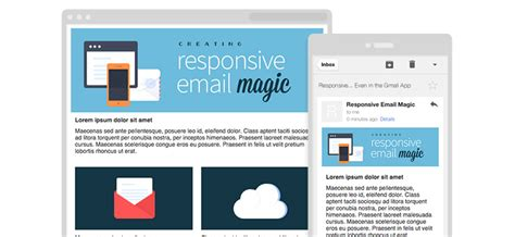 how to create a responsive email template 30 free responsive email and newsletter templates
