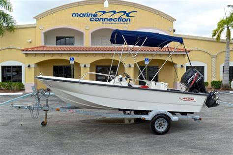 boat trailer parts west palm beach used 2005 boston whaler 150 sport boat for sale in west