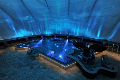 piscine le cupole canton ticino divertimento e benessere sotto le cupole
