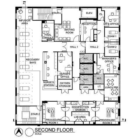 medical office floor plans chicago medical office building casey franklin archinect