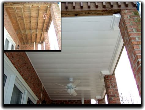 deck ceiling system deck rainguard your underdeck