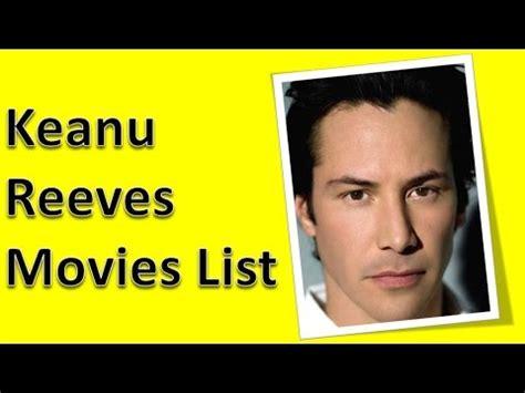 keanu reeves best list vote no on keanu reeves list