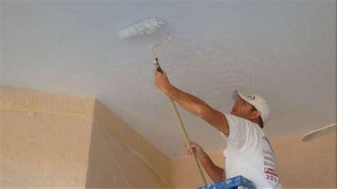Repair Textured Ceiling Paint Techniques Modern Ceiling Ceiling Paint Tips