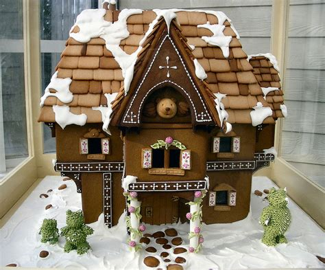 simply creative amazing gingerbread house