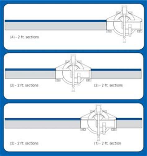 Stopl Taft Up 1set kreg kms8000 precision trak and stops kit table saw