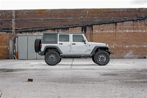 country jeep jk country 4in jeep suspension lift kit 07 16 jk