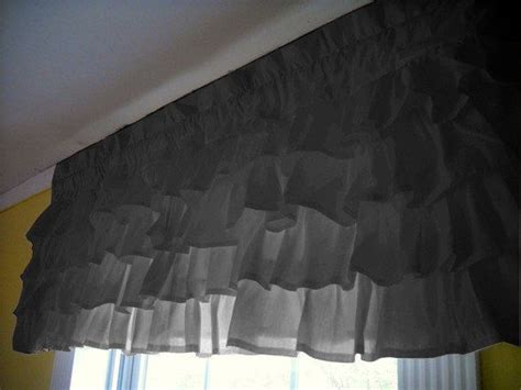 Grey Waterfall Valance 17 Best Images About Window Dressings On