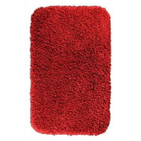 chili pepper rug garland rug serendipity chili pepper 24 in x 40 in washable bathroom accent rug ser 2440