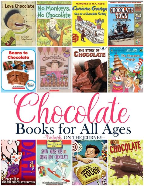 as as there is chocolate books books about chocolate for all ages