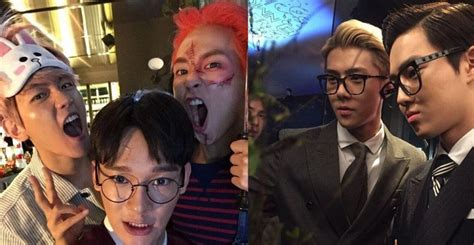 exo halloween 2017 halloween 2016 exo bts and other popular kpop bands to