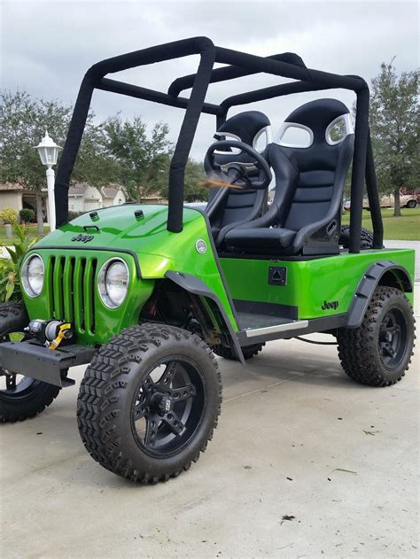 Auto Golf Cart by Ezgo Txt 2011 Golf Cart Jeep Golf Carts For Sale