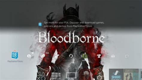 ps4 themes codes free ps4 bloodborne theme for eu users just push start