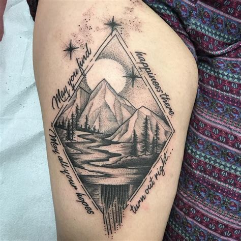 tattoo meaning mountain 80 best mountain tattoo designs meanings for all ages