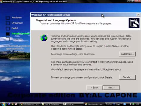xp setup youtube how to install windows xp sp3 corporate edition by al