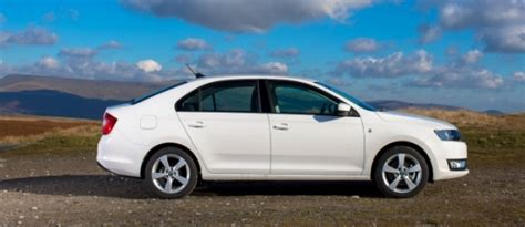 skoda rapid car review liam bird finds it to get