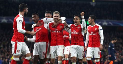 arsenal results arsenal fixtures in 2016 17 premier league chions