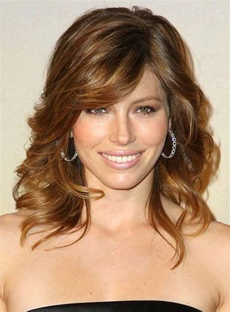 side bangs for thin hair 30 best curly hair with bangs hairstyles haircuts 2016