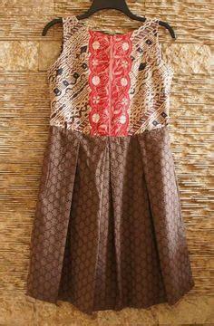 Dress Batik Ikat Sabrina Batik Tenun Ikat Songket On Batik Dress