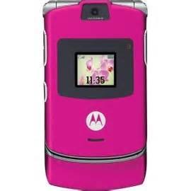 Hp Motorola V3 Pink motorola razr v3 magenta pink phone unlocked gosale
