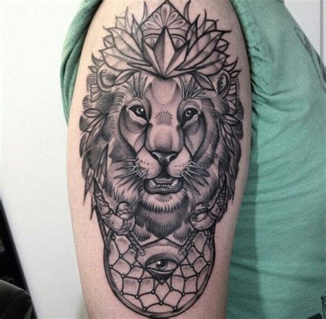 lion mandala tattoo 100 mysterious ideas to ink with
