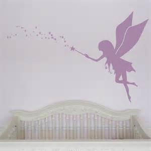 fairy wall stickers fairy decals for walls fairy dandelion wand wall decal