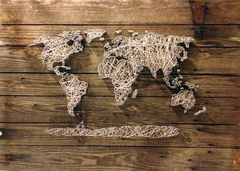 World Map String - world map string existence reclaimed