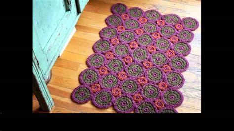 youtube tutorial how to crochet easy crochet rug tutorial youtube