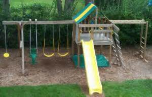 monkey bar swing combo wooden swing sets swing set kits detailed play systems