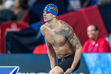 caeleb dressel 2016 o trials 5504 swimming world news