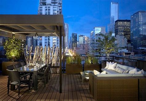 rooftop patios decorating a rooftop space in five easy steps