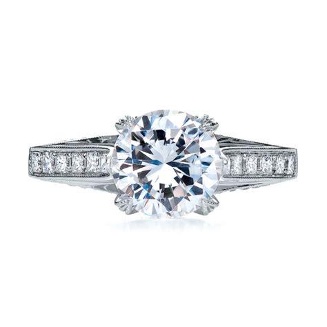 princess cut engagement ring 195