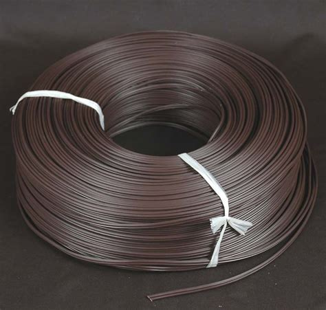 spt 1 extension wire 1000 brown zip chord wire novelty
