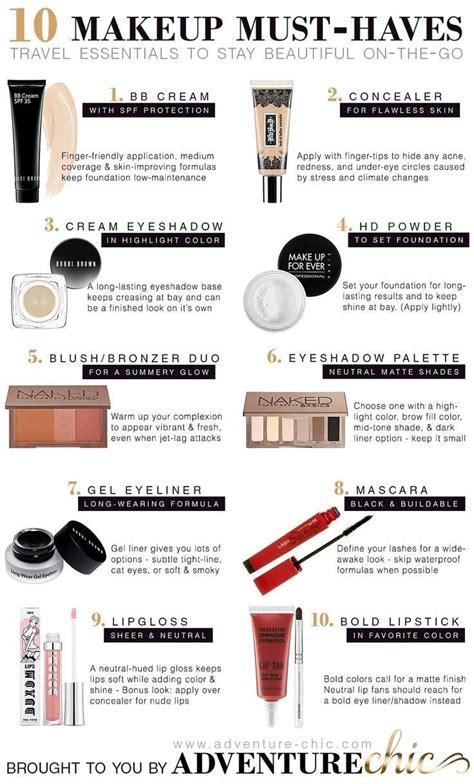 makeup themes names makeup items list with names mugeek vidalondon