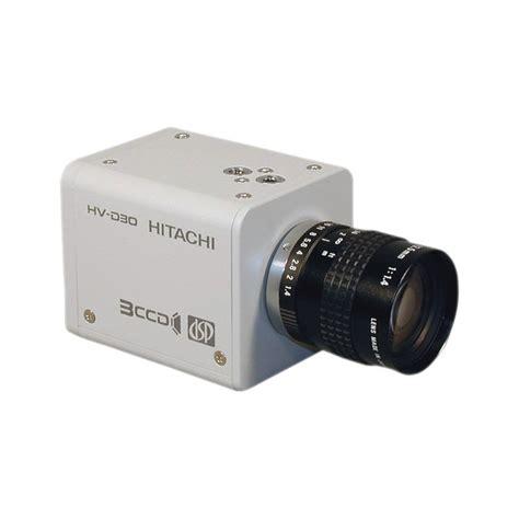 hitachi camaras hitachi hv d30 s4 3 ccd color camera