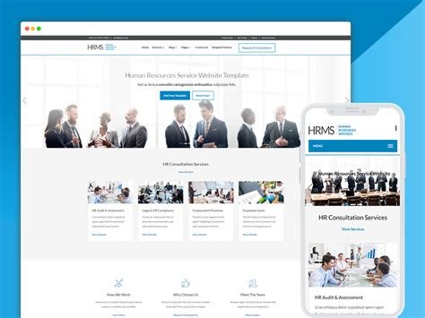 Templates For Hrms Website | best bootstrap responsive web design templates 40
