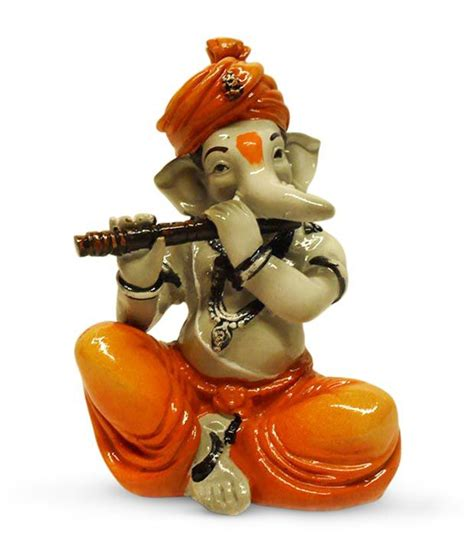 earth home decor ganesha flute buy earth home
