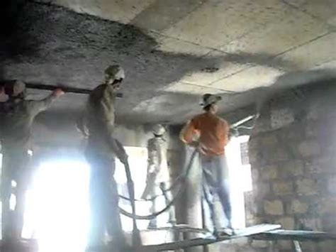 Sanding Plaster Ceiling by Plastering On Ceiling With River Sand So Easy No Material Waste That S Ps 3000