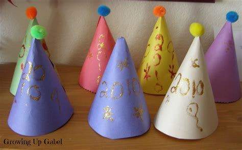 How To Make Birthday Hats Out Of Paper - how to make hats