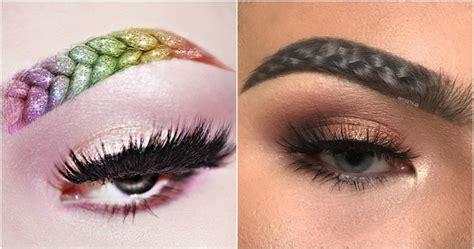 tutorial alis jaman sekarang tren makeup brilio net