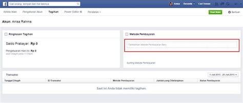 metode tutorial adalah tutorial cara mudah beriklan di facebook