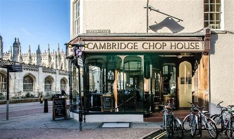 The Cambridge Chop House Cambridge Chop House Cambscuisine
