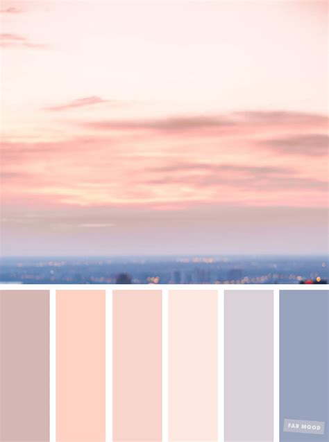 blush colors blush tones pretty blush color scheme fabmood