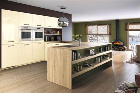 deco cuisine bois clair d 233 co cuisine 10 id 233 es couleurs sympa deco cool