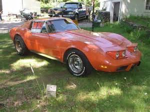 1975 Chevrolet Corvette 1975 Chevrolet Corvette Pictures Cargurus