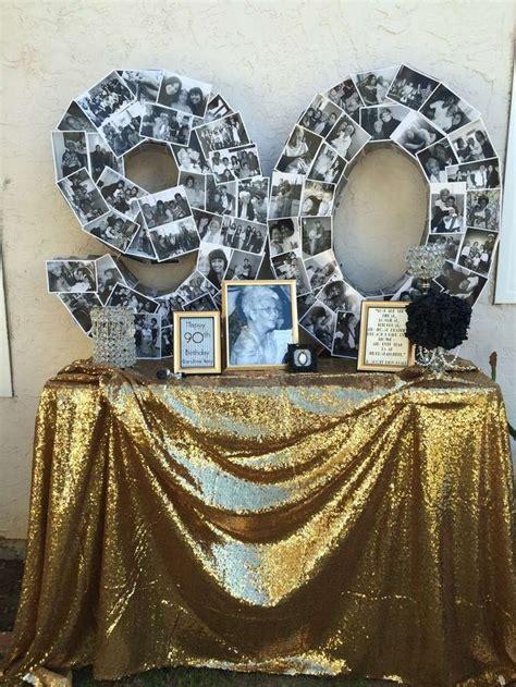 best 25 90th birthday decorations ideas on 90