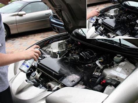Pembersih Mesin Motor Hati Hati Menggunakan Cairan Pembersih Mesin Mobil
