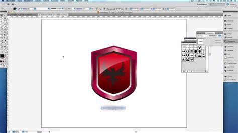 Adobe Illustrator Pattern Erstellen | wappen erstellen adobe illustrator youtube